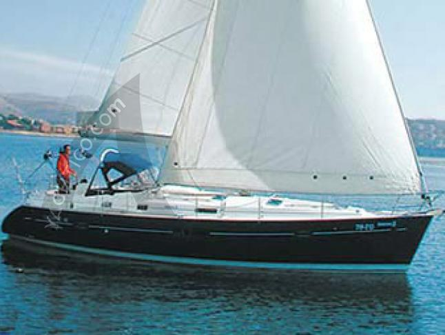 Oceanis 411 Segelyacht Charter Krk