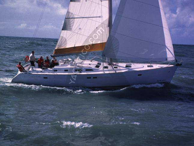 Yacht Oceanis 473 Clipper Yachtcharter in Cecina Marina