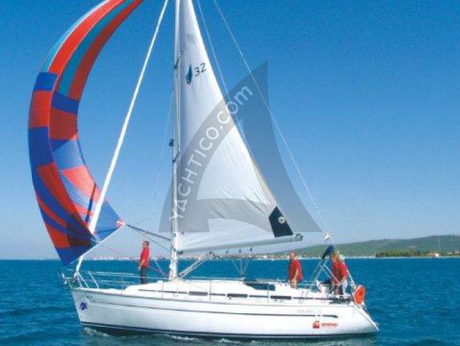 Oceanis 50 Charter Urlaub Kroatien