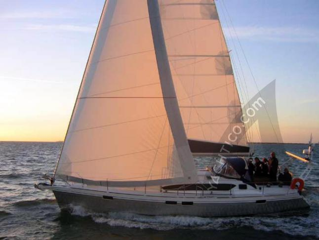 Ovni 395 Segelboot Charter Pointe a Pitre