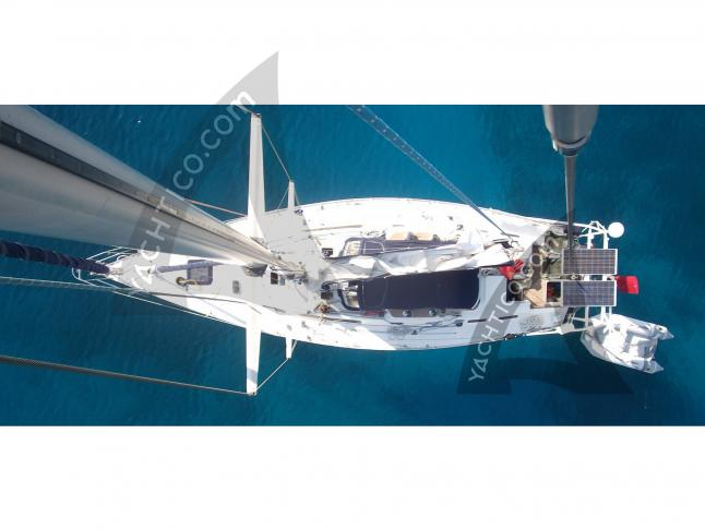 Oyster Lightwave 48 Segelyacht Charter Marmaris