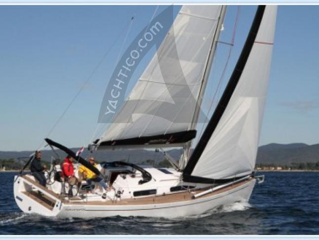 Salona 41 Performance Segelyacht Charter Kastela