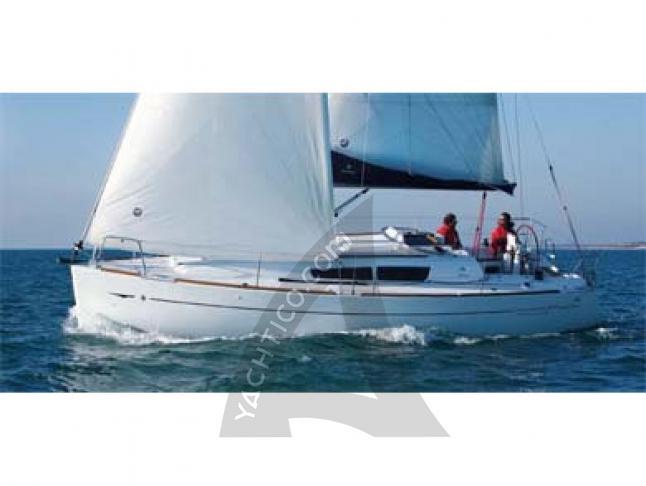 Sun Odyssey 33i Segelboot Charter Puntone