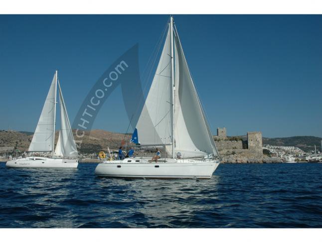 Segelyacht Sun Odyssey 34.2 chartern in Bodrum Marina Milta