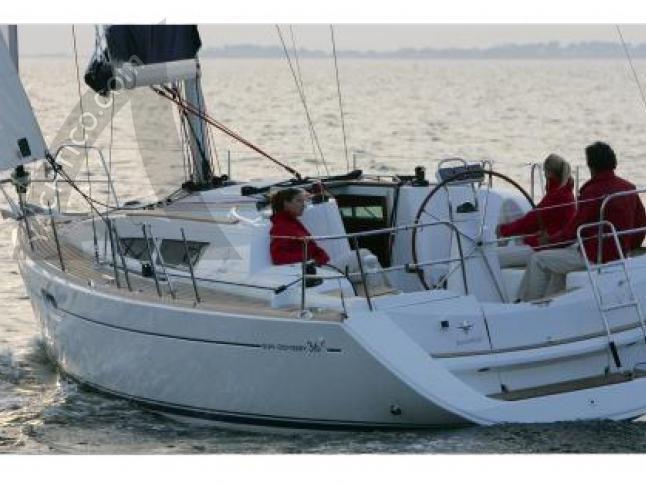 Sun Odyssey 36i Segelyacht Charter Hyeres
