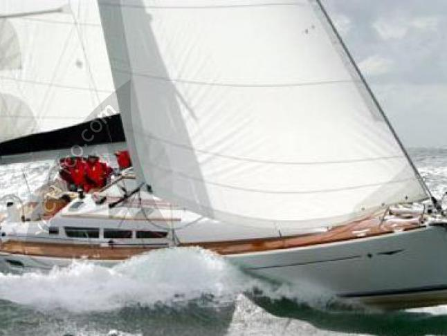 Sailing yacht Sun Odyssey 42i available for charter in Primosten