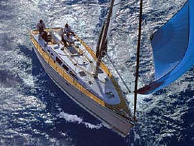 Sun Odyssey 43 Segelyacht Charter Castiglione della Pescaia