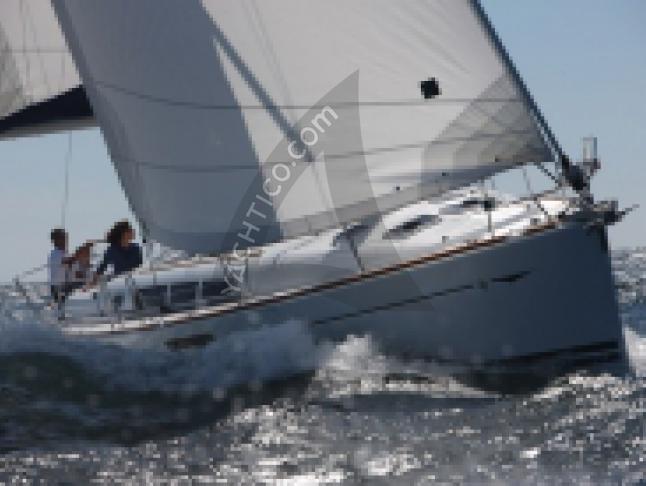 Sun Odyssey 44i Segelyacht Charter Bodrum