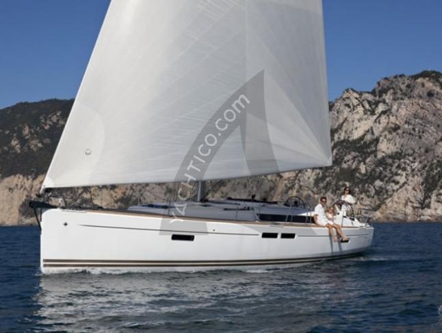 Yacht Sun Odyssey 469 chartern in ACI Marina Split