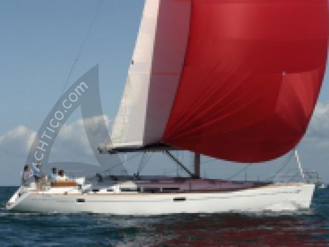 Sun Odyssey 49 Segelyacht Charter Neapel
