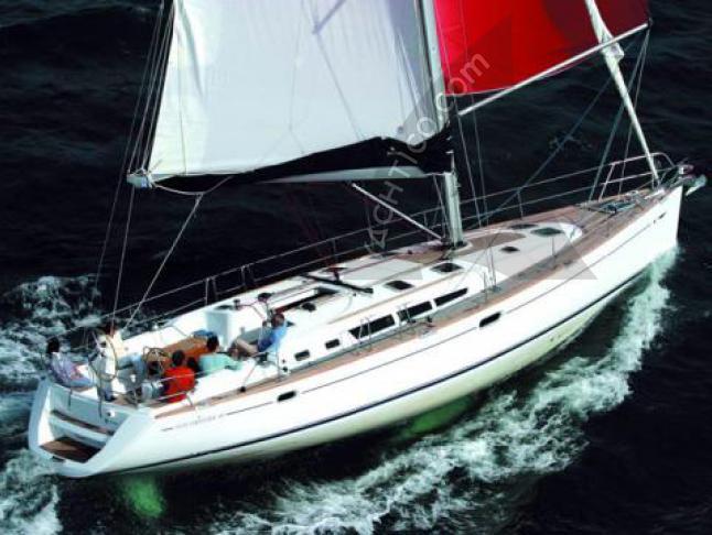 Segelboot Charter Sun Odyssey 49 Marina Hramina