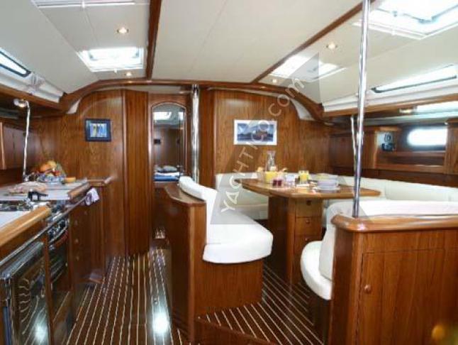 Sailing Yacht Rental Salerno - Italy Sun Odyssey 49i