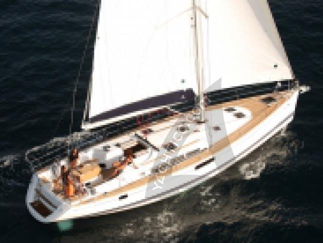 Yachtcharter Tropea Sun Odyssey 49i