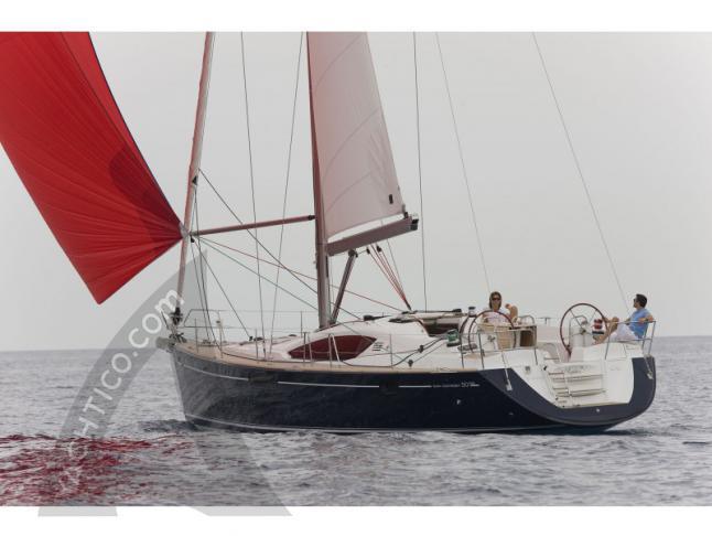 Yachtcharter Athen Sun Odyssey 50DS