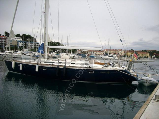 Yacht Sun Odyssey 52.2 - Sailboat Charter Rovinj