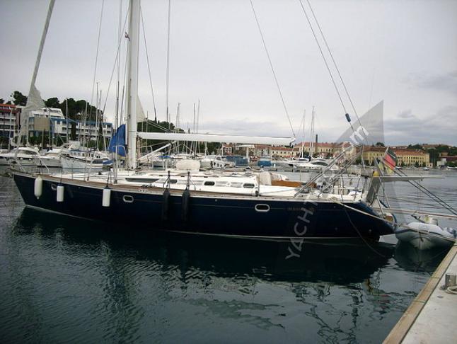 Sun Odyssey 52.2 Segelyacht Charter Rovinj