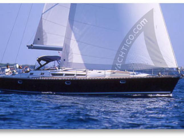 Sun Odyssey 52.2 Segelyacht Charter Neapel