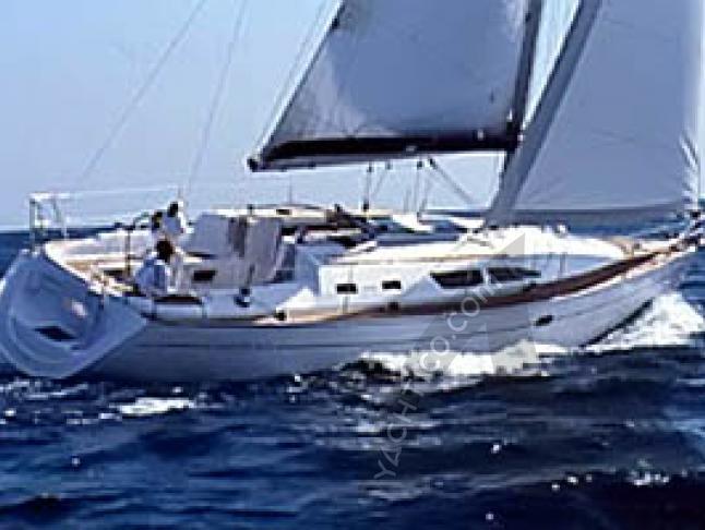 Sun Odysssey 37 Segelyacht Charter Athen