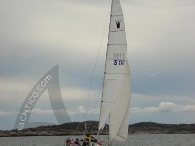 Yacht Sunwind 29 - Sailboat Charter Bjorlanda