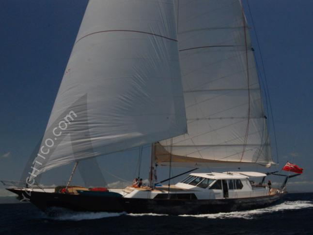 Yacht SY Asia - Sailboat Charter Phuket