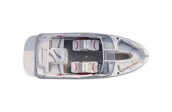Maxum 1800 Motorboot Charter Kroatien-29992-1