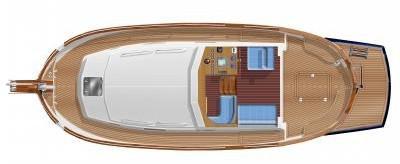 Motoryacht Menorquin 110 in Port de Mahon ausleihen-29936-7