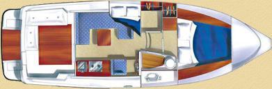 Yacht Nimbus 320 in Marina Borik chartern-31589-0