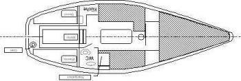 Segelyacht Aquila in Woudsend chartern-30090-0