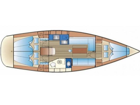 Segelyacht Bavaria 34 Cruiser in Lemmer chartern-28826-0