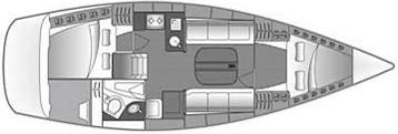 Yacht Bavaria 35 Match in Murter mieten-31140-0