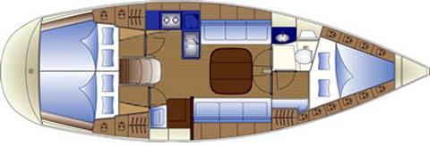 Segelboot Bavaria 36 mieten - Yachtcharter in Sukosan Bibinje-39429-0