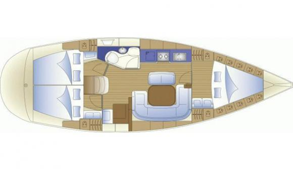 Segelboot Bavaria 38 in Marina Punat mieten-28286-0
