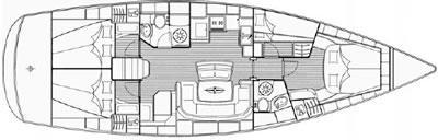 Segelboot Bavaria 46 chartern in Marina Seget Donji-30819-0