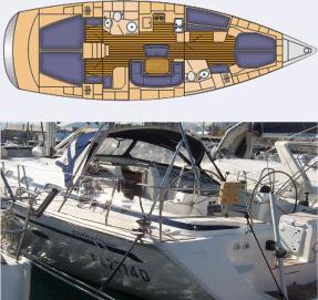 Yacht Bavaria 46 Cruiser in Marina Villa Igiea chartern-29927-0-0