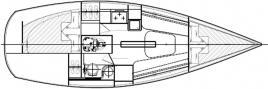 Yacht Dehler 35 in Marina Monnickendam chartern-28517-0-0