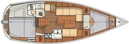 Segelyacht Delphia 33.3 in Palma chartern-71192-0