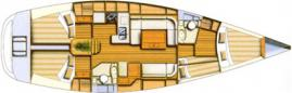 Segelyacht Dufour 44 in Marina Izola leihen-29058-0