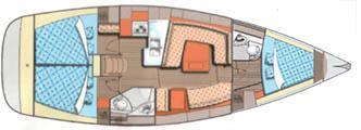 Segelboot Elan 384 Impression chartern in Dubrovnik-31191-0