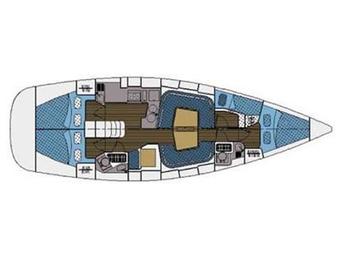 Yacht Elan 434 Impression chartern in Puntone-29151-0