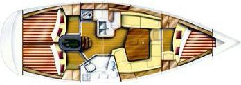 Segelyacht Gib Sea 37 in Lelystad leihen-30141-0