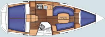 Segelyacht Oceanis 343 in Phuket mieten-30886-0