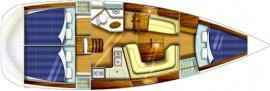 Yacht Sun Odyssey 35 for rent in Marina di Punta Ala-20614-0