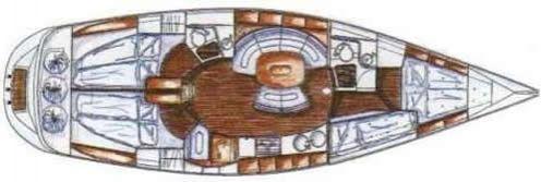 Yacht Sun Odysssey 37 in Lavrio ausleihen-71749-0