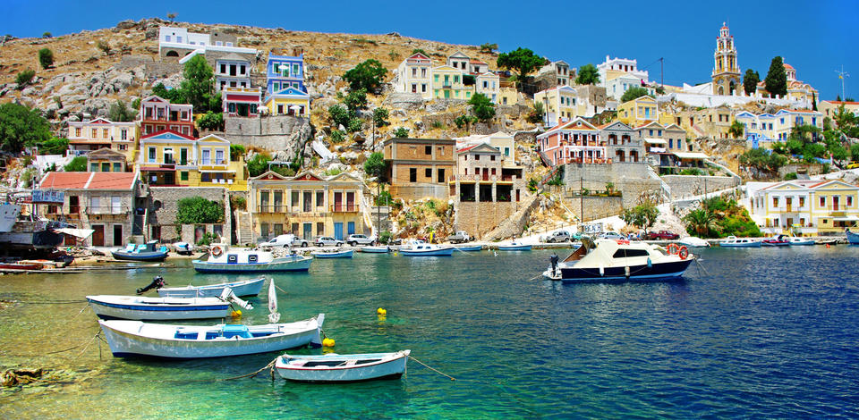 Charter Area Dodecanese | YACHTICO.com