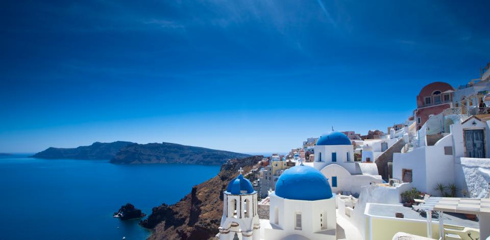 Yacht Holiday Greece - Sailing around Greek Islands