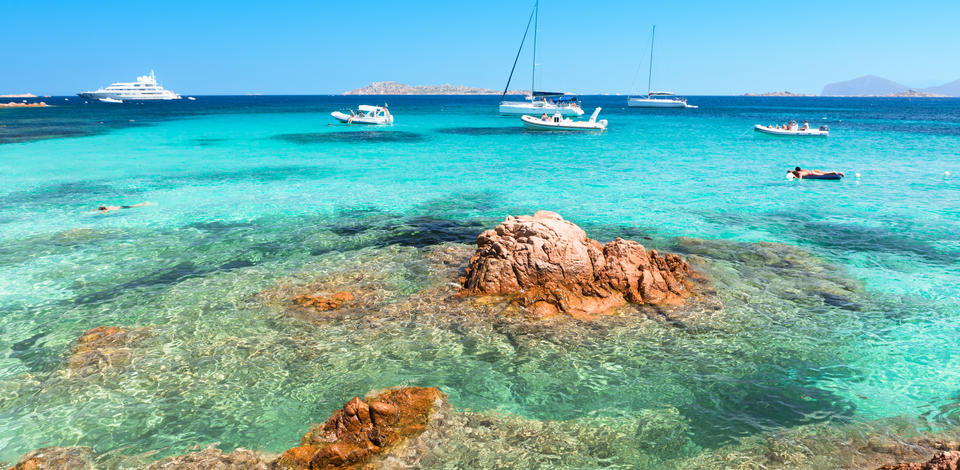 Yacht Vacation in Sardinia | YACHTICO.com