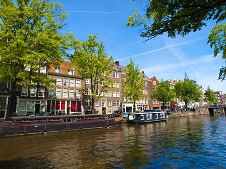 Segeln in den Niederlanden