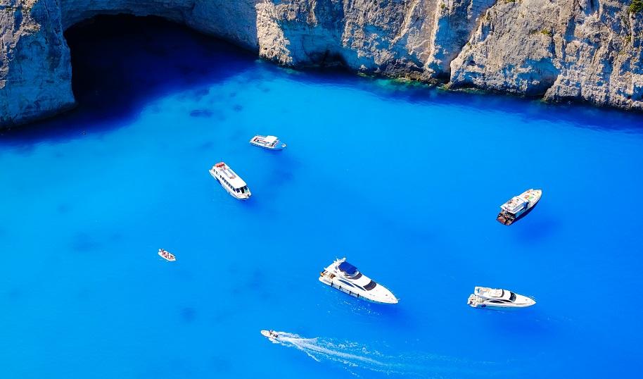Yachtcharter GRIECHENLAND | Die Navagio Bay