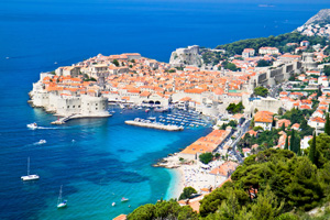 Törnvorschlag Split - Dubrovnik