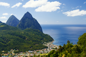 Yachtcharter Saint Lucia